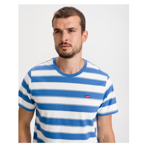 Levi's® Levi's® Logo Classic Tričko Modrá Biela Levi´s
