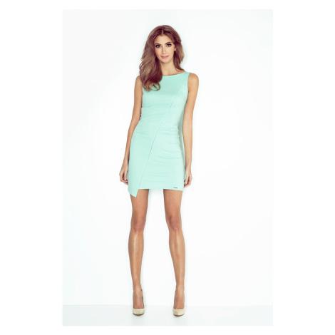 MORIMIA 004 Asymmetrical dress