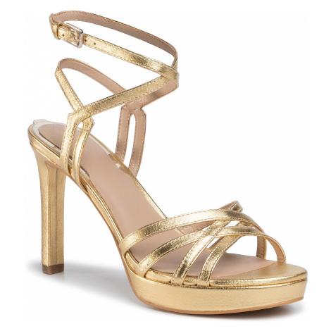 Sandále GUESS - Beachie FL6BEE LEM03  GOLD