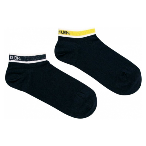 CALVIN KLEIN Logo 2-Pack ponožky