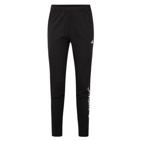 THE NORTH FACE Športové nohavice 'VARUNA'  biela / čierna