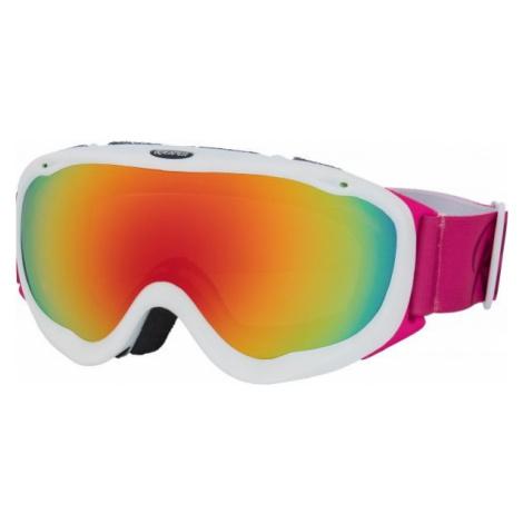 Reaper NIKA biela - Dámske snowboardové okuliare
