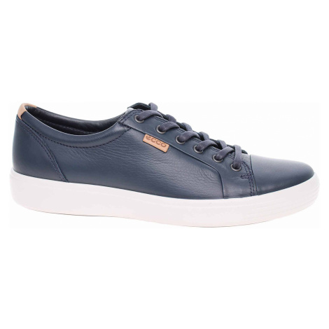 Pánská obuv Ecco Soft 7 M 43000451056 marine-powder 43000451056