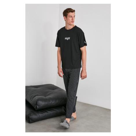 Pánske pyžamo Trendyol Knitted