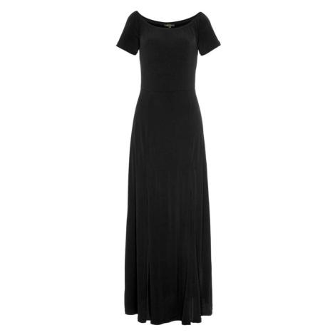 LASCANA Šaty  čierna