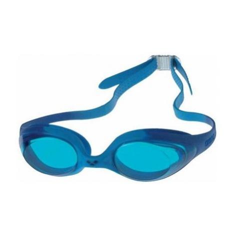 Arena SPIDER JR modrá - Detské plavecké okuliare