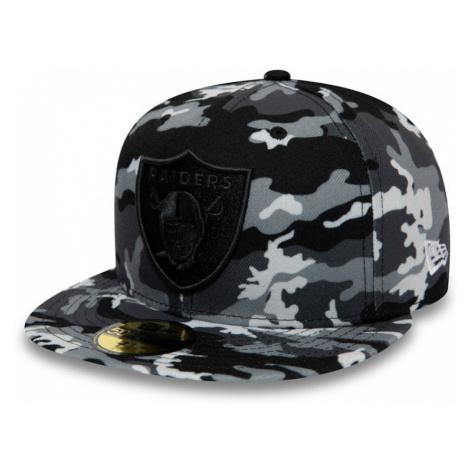 Šiltovka New Era 59Fifty Camo NFL Oakland Raiders
