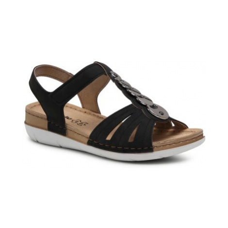 Sandále INBLU AM173F01 Ekologická koža/-Ekologická koža