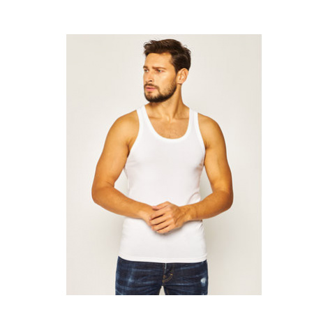 Dsquared2 Underwear Tank top D9D203040 Biela Slim Fit