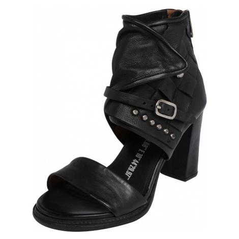 A.S.98 Sandále 'Basile'  čierna
