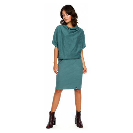 Šaty s krátkym rukávom BeWear