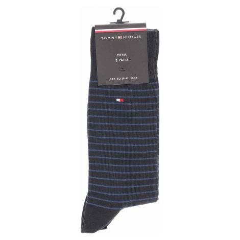 Tommy Hilfiger pánské ponožky 100001496 054 tommy blue 100001496 054