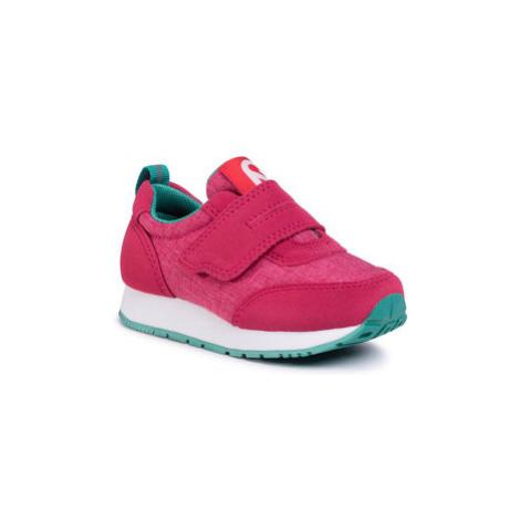 Reima Sneakersy Evaste 569428 Ružová