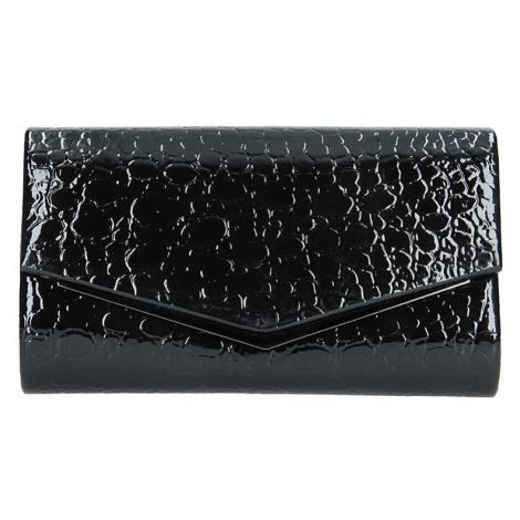 Dámska listova kabelka Michelle Moon Manic - čierna