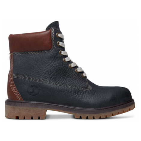 Timberland Icon 6-Inch Premium Boot-10UK čierne A18AW-GRY-10UK