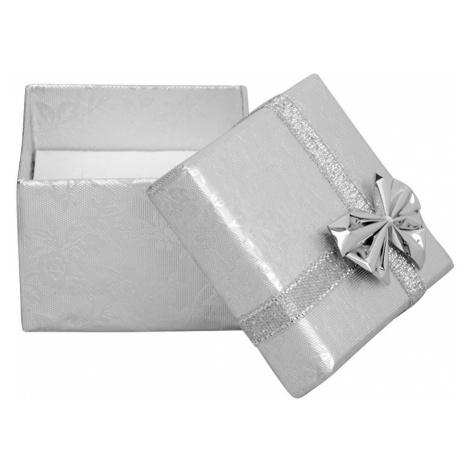 JK Box Darčeková krabička na náušnice a prsteň RZ-3 / AG JKbox