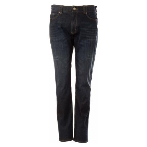 Lee jeans Straight Fit Trip pánske tmavo modré