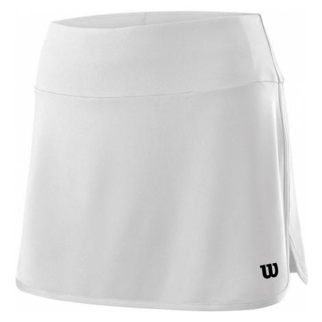 Dámska sukňa Wilson Team 12.5 White