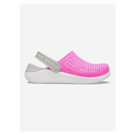 LiteRide™ Clog Crocs dětské Crocs Růžová