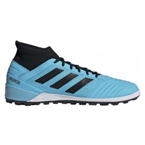 adidas PREDATOR 19.3 TF modrá - Pánske turfy
