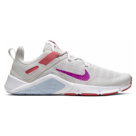 Nike LEGEND ESSENTIAL W sivá - Dámska tréningová obuv