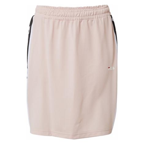 FILA Športová sukňa 'Tarala'  ružová / čierna