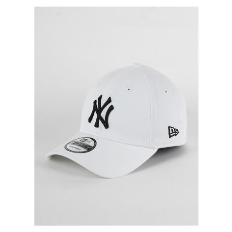 New York Yankees MLB League Basic 9Forty Kšiltovka New Era Biela