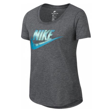 Detské tričko Nike Sportswear Grey