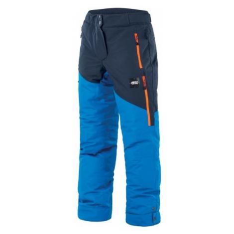 Picture MIST modrá - Detské zimné nohavice