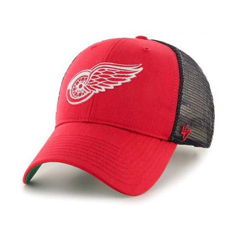 47 Brand Trucker Branson Mvp Nhl Detroit Red Wings Red/Black