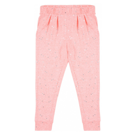 GAP Nohavice  ružová / strieborná