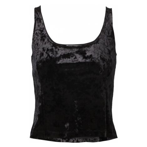 Calvin Klein Jeans Top  čierna