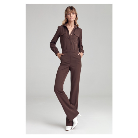 Colett Woman's Overall Ckm06