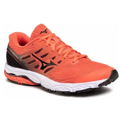 Topánky MIZUNO - Wave Prodigy 2 J1GL181010 Oranžová