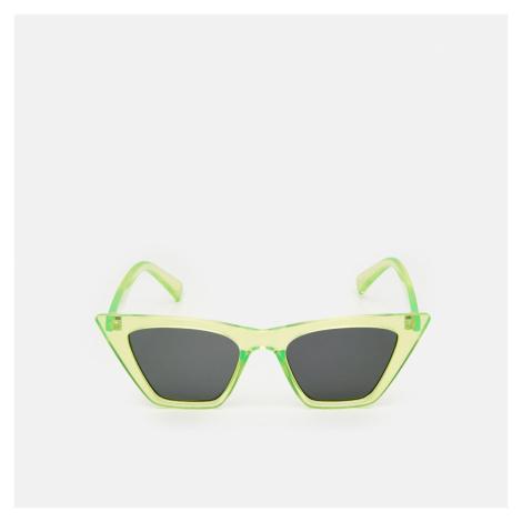 Cropp - Slnečne okuliare - Zelená