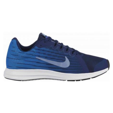 Nike DOWNSHIFTER 8 modrá - Detská bežecká obuv