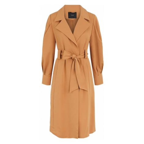 Y.A.S Prechodný kabát  hnedá