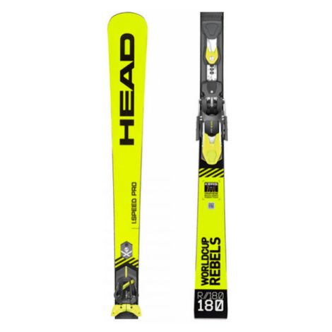 Head WC REBELS I.SPEED PRO SW + FF EVO 11 - Lyžiarsky set