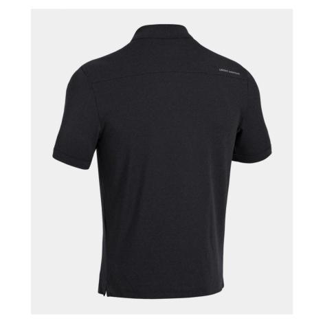 Polo tričko UNDER ARMOUR Performance Polo Black Čierna