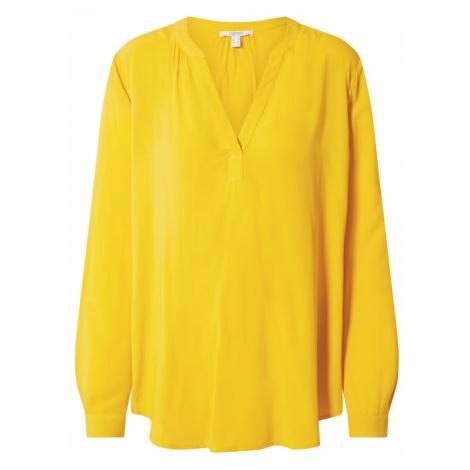 ESPRIT Blúzka 'Core'  žltá