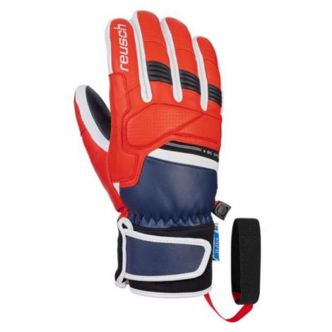 Reusch BE EPIC R-TEX XT červená - Lyžiarske rukavice