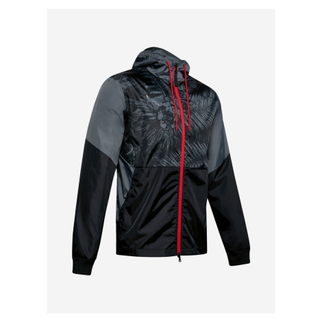 Project Rock Legacy Windbreaker Bunda Under Armour Farebná