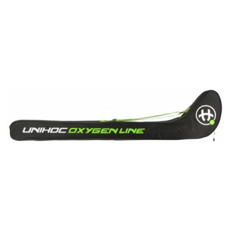 Unihoc OXYGEN LINE čierna - Vak na florbalové hokejky