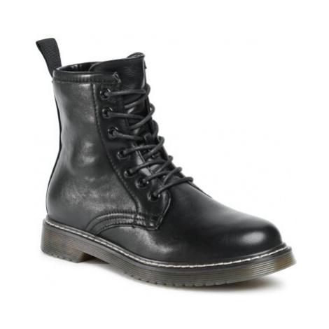 Šnurovacia obuv Jenny Fairy WSK53A-01 Imitácia kože/-Imitácia kože