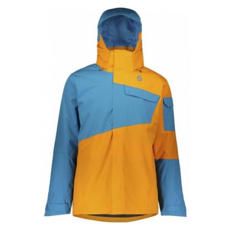 Scott ULTIMATE DRYO 30 oranžová - Pánska zimná bunda