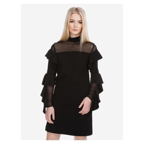 Basso Šaty Pinko Čierna