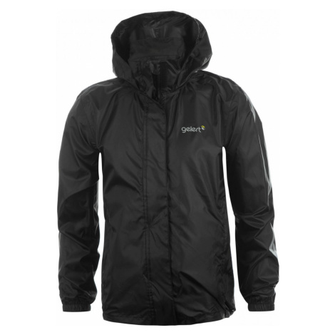 Gelert Packaway Junior Waterproof Jacket