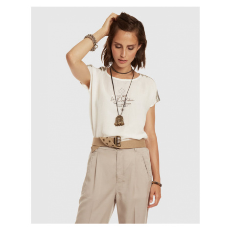 Tričko La Martina Woman T-Shirt Short Sleeves Vi
