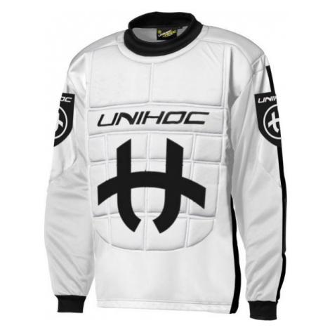 Unihoc SHIELD SWEATER JR - florbalový brankársky dres