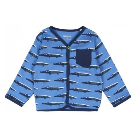 STACCATO Prechodná bunda  modrá denim